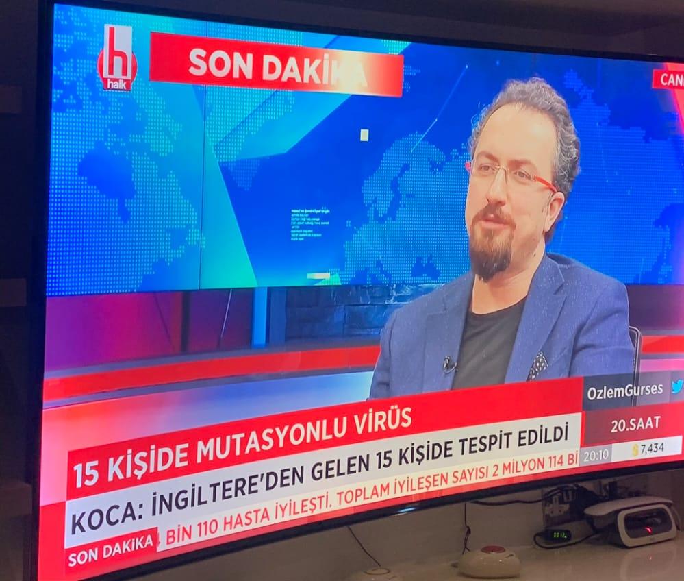 Mutasyona uğrayan yeni virüs Türkiyeye geldi mi?