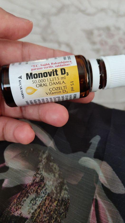 Monovit d3 uyku yapar mı