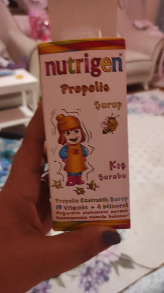 4 yaş çocuğuna nutrigen kullanan var mı