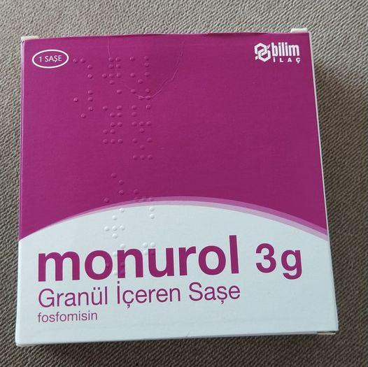 Monurol 3 g kullananlar