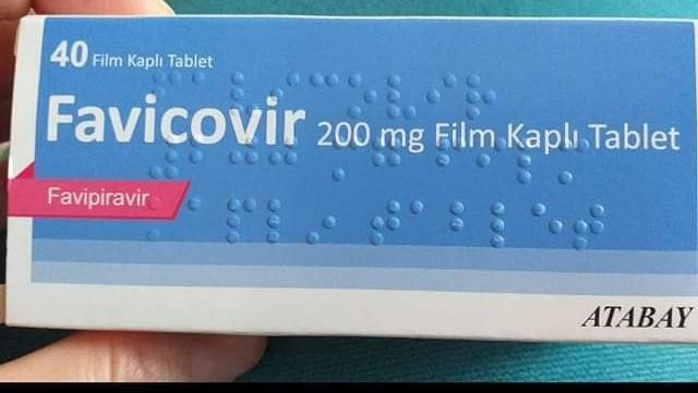 Emzirirken Favicovir kullanılıyor mu