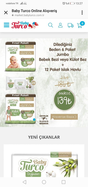 Baby turco kullananlar tavsiye eder misiniz