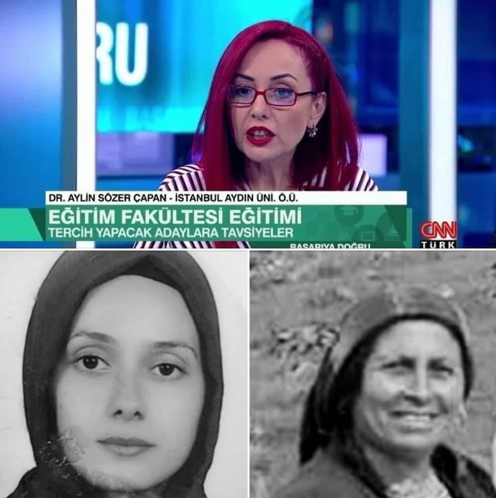 Bugün Türkiye'de 3 kadın katledildi