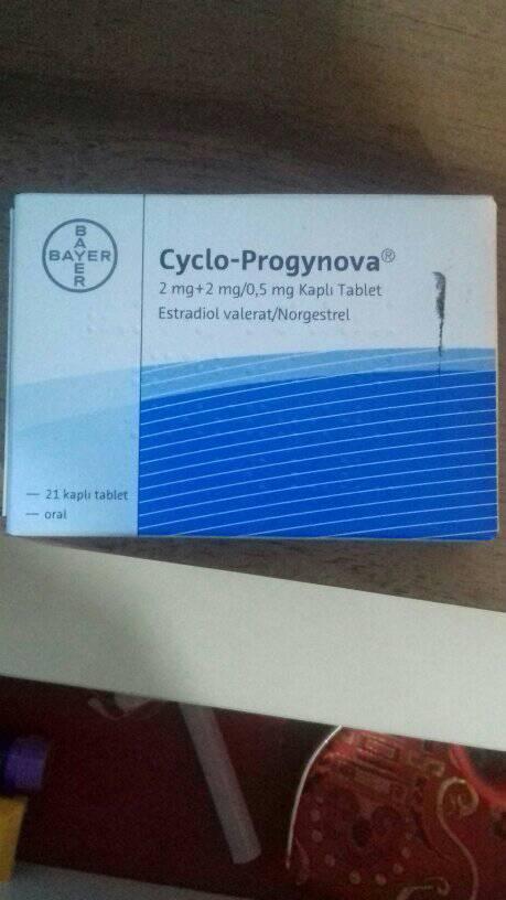 Sezaryen sonrası cyclo-progynova kullananlar