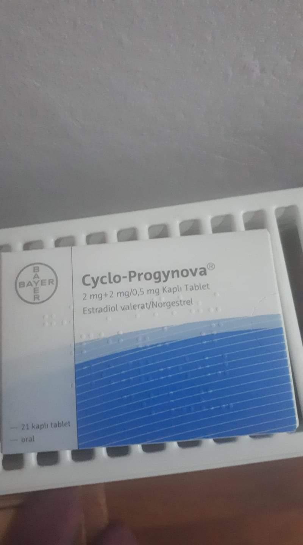 Cyclo-progynova kullananlar