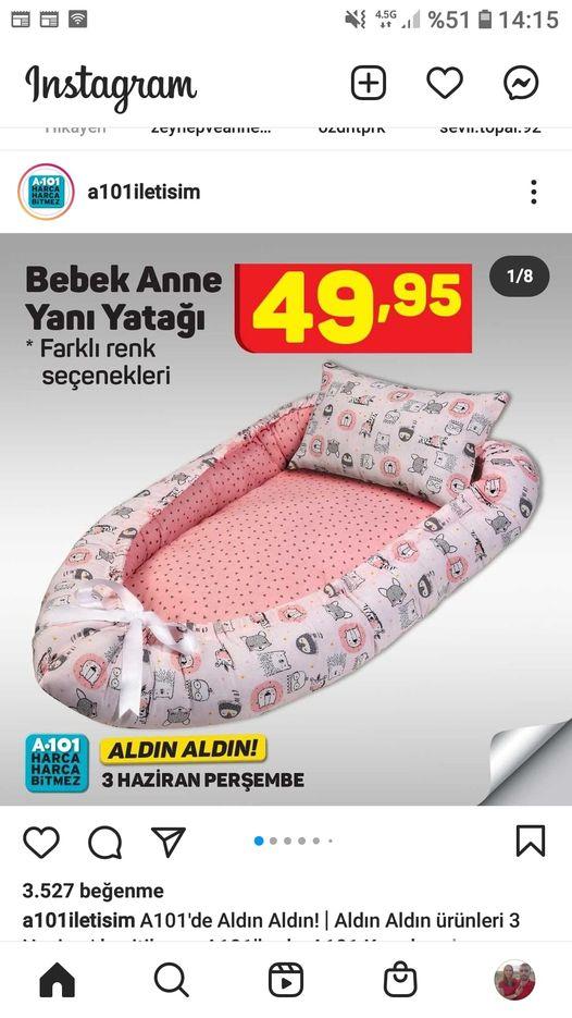 Bebek anı yatağı kullananlar memnun musunuz